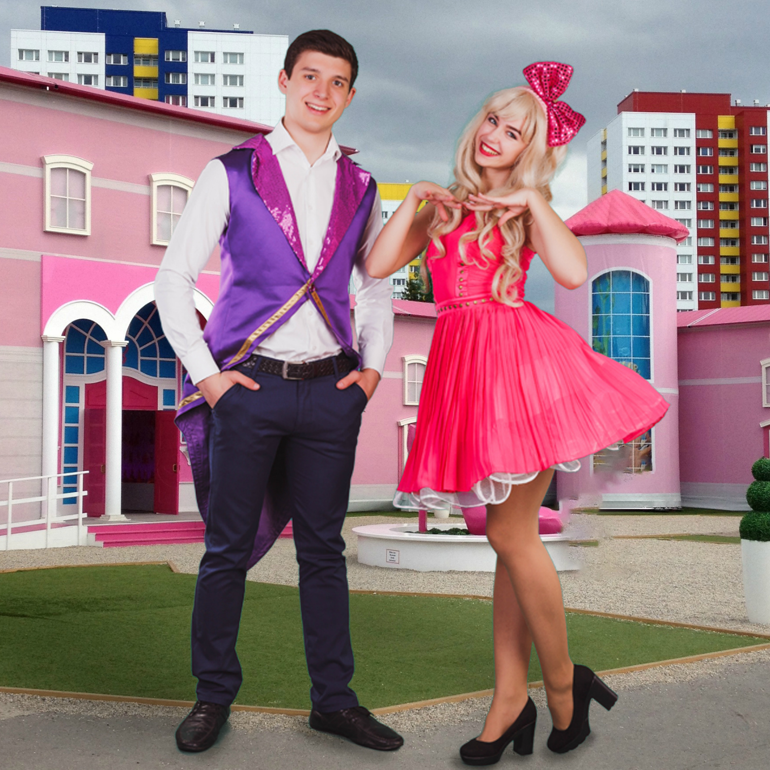 """Детская программа Barbie-party """"Дом Мечты"""""""