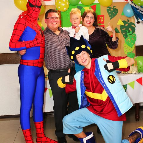 Бей Блейд - Такао. BeyBlade и Человек-паук от студии детских праздников Конфетти, Кривой Рог
