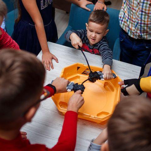 Студия детских праздников Конфетти, Кривой Рог